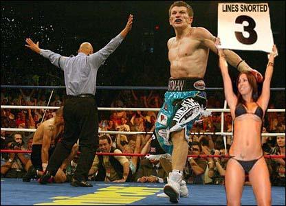 ricki hatton boxer