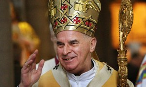 Want to bash this bishop you deviant scum? You'll have to get past me first! He's a Cardinal? I've got nothing...