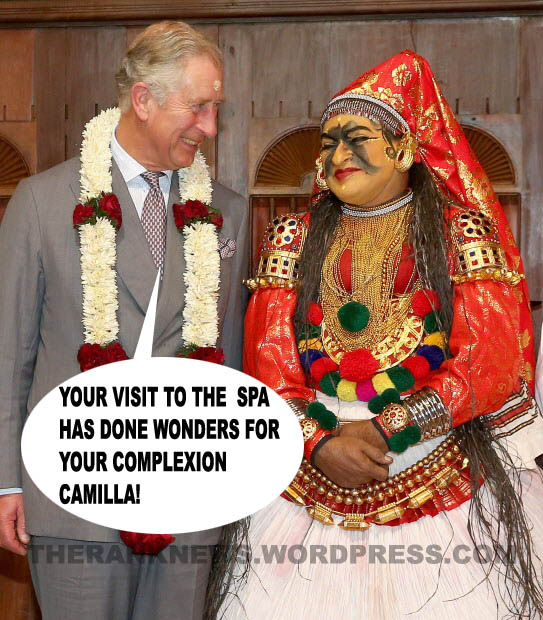 The Prince Of Wales And Duchess Of Cornwall Visit India