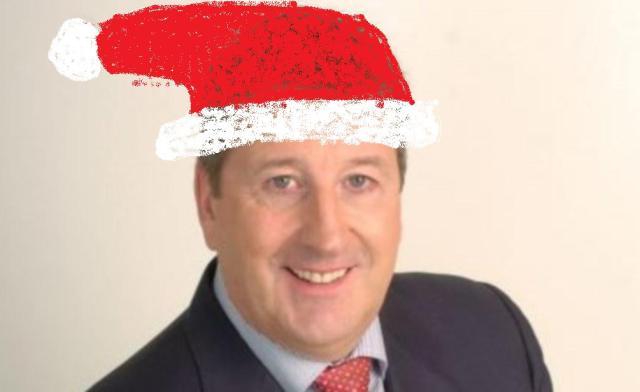 Richard Littlejohnson S Christmas Message The Rank News